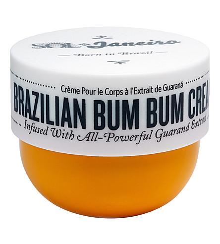 Sol De Janeiro Brazilian Bum Bum Cream Travel Size 75ml