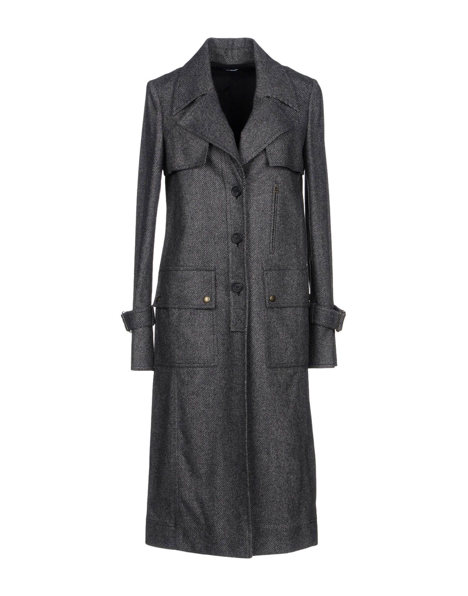Jil Sander Full-Length Jacket In Black