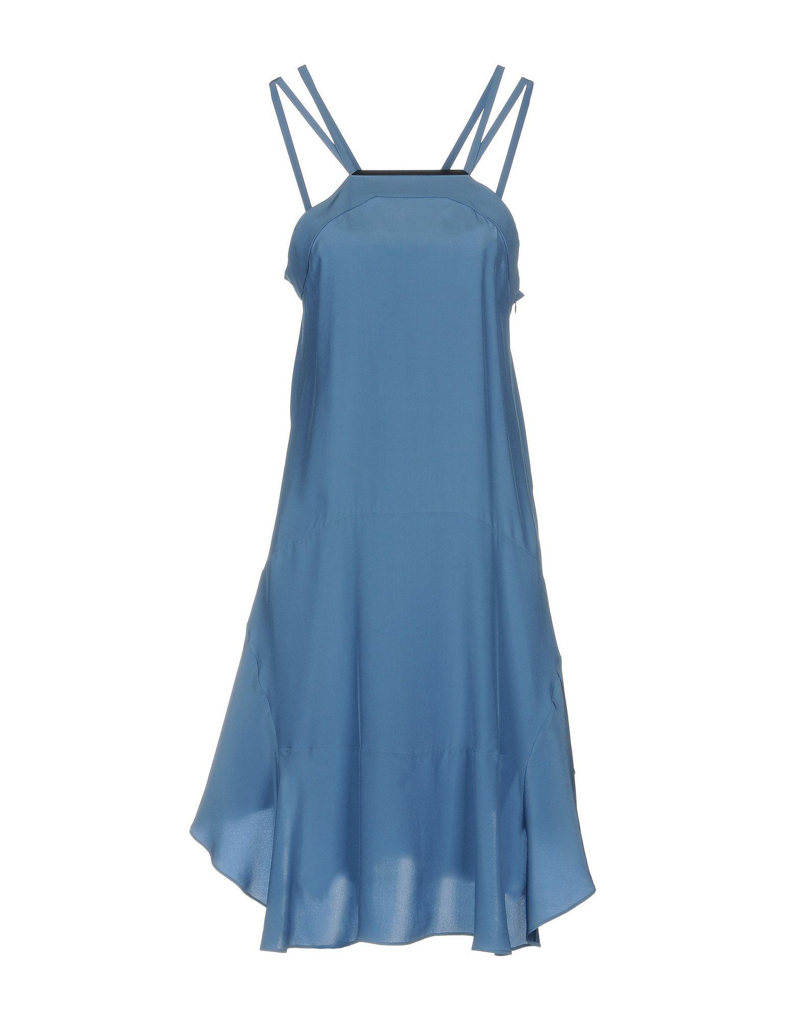 Barbara Bui Short Dress In Azure