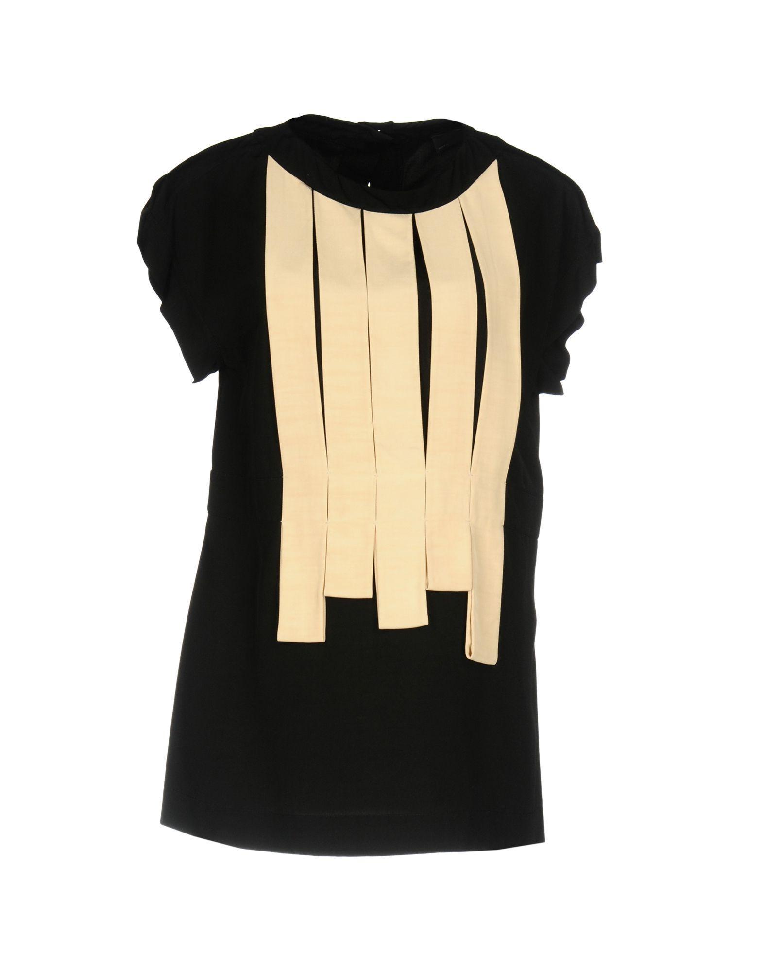 Fendi Blouses In Black