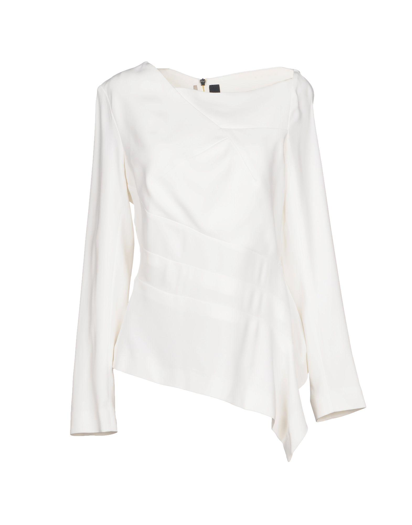 Roland Mouret Blouses In White