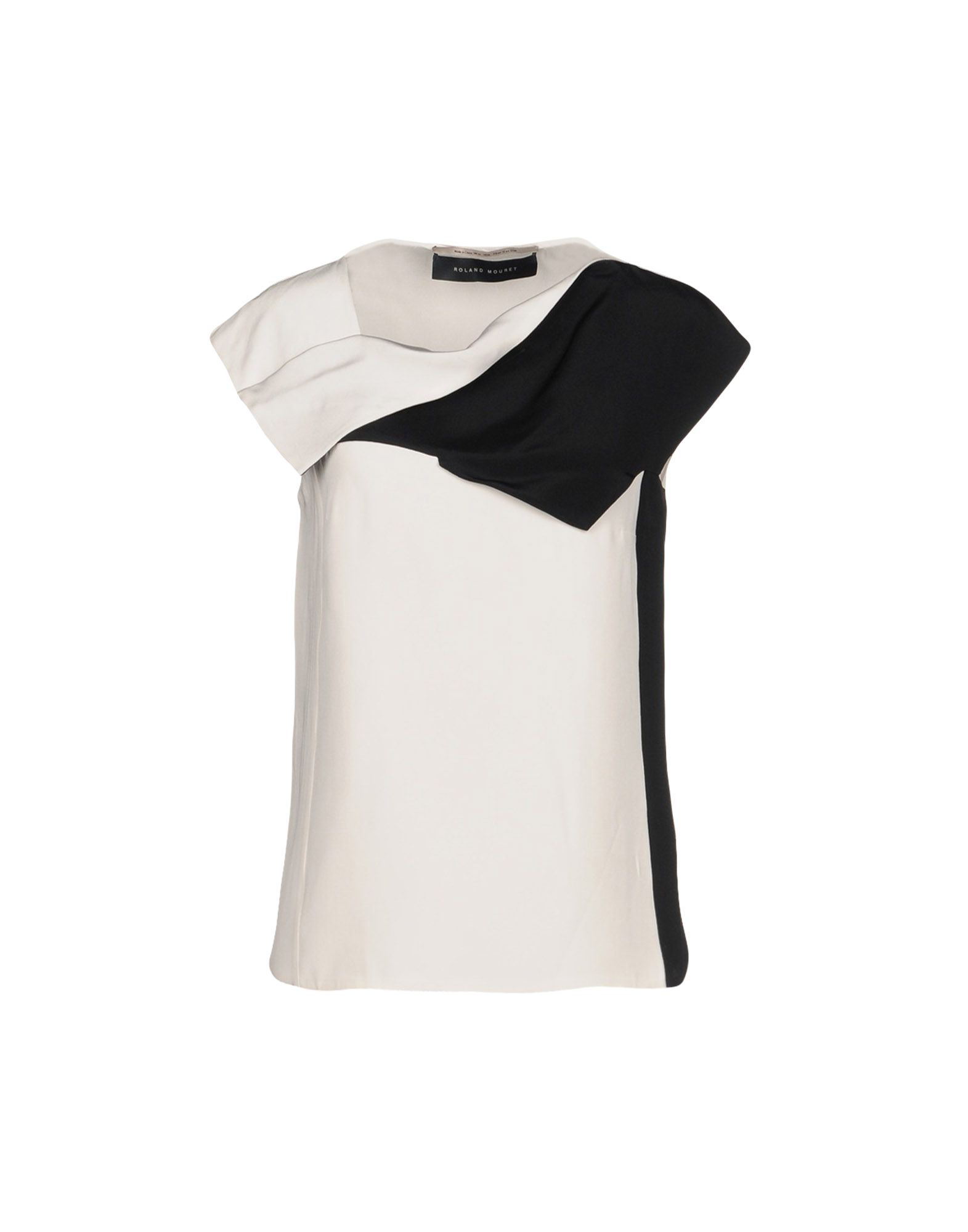 Roland Mouret Blouse In White