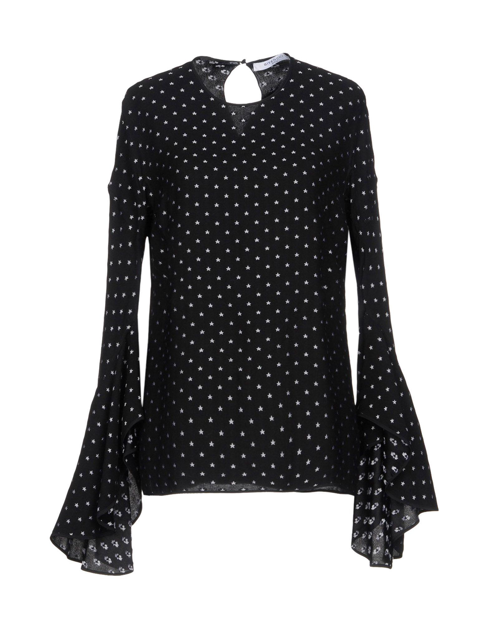 Givenchy Blouse In Black