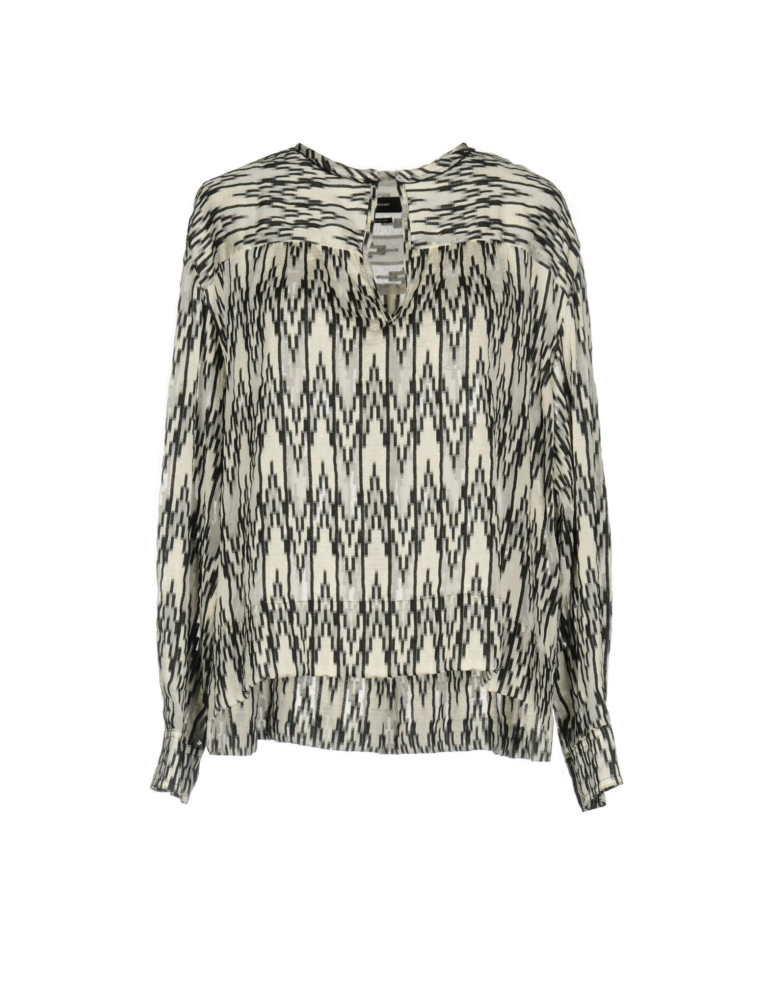 Isabel Marant Blouses In Ivory