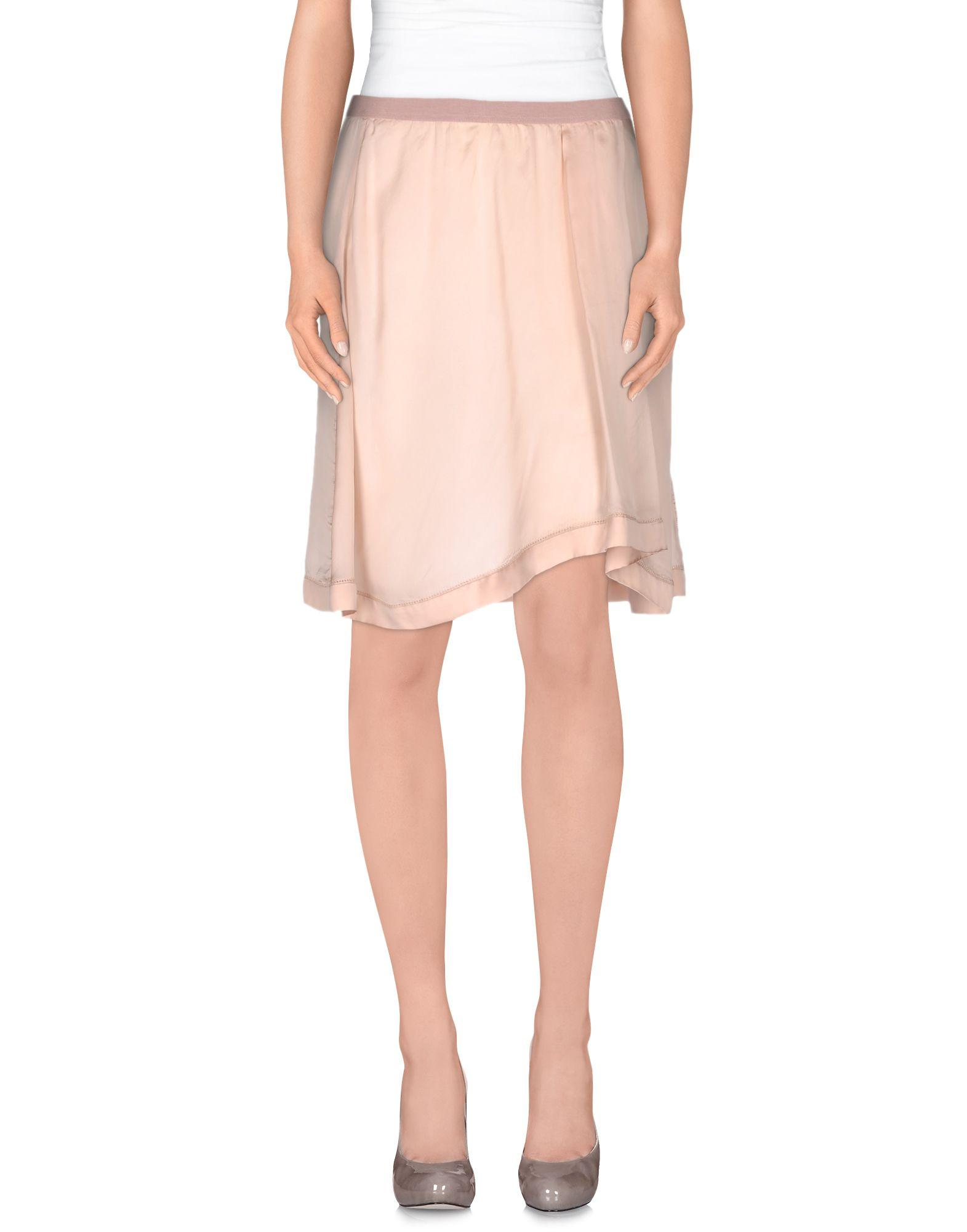Etoile Isabel Marant Knee Length Skirt In Pink