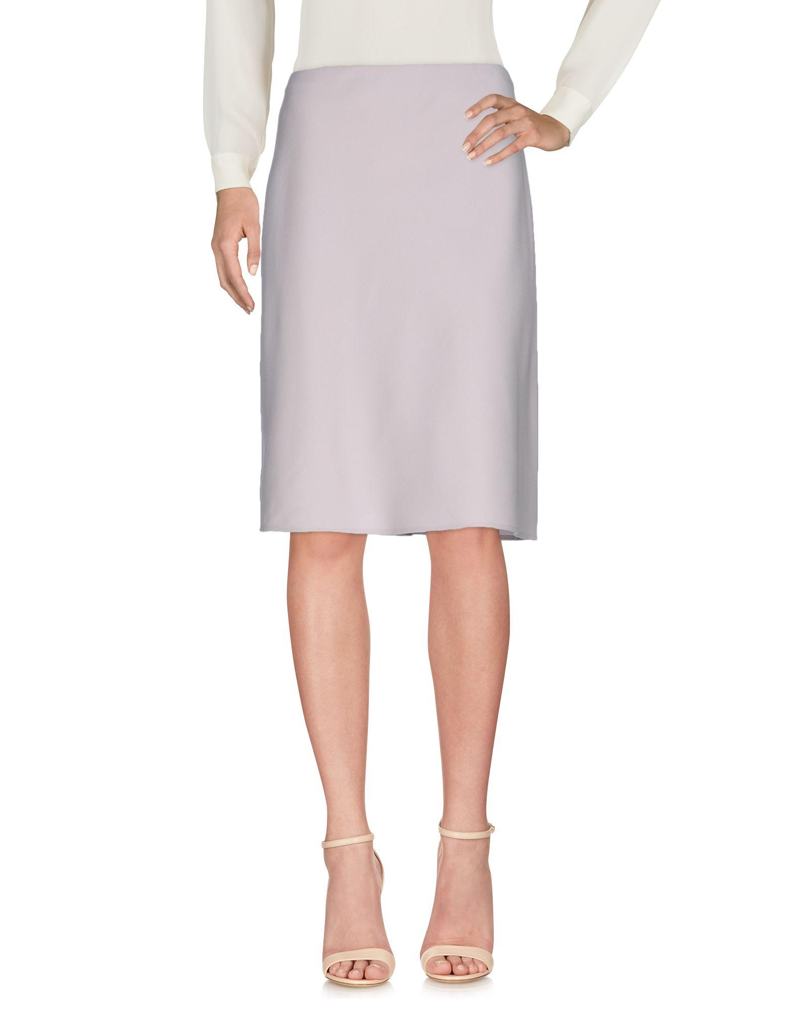 Valentino Knee Length Skirt In Pink