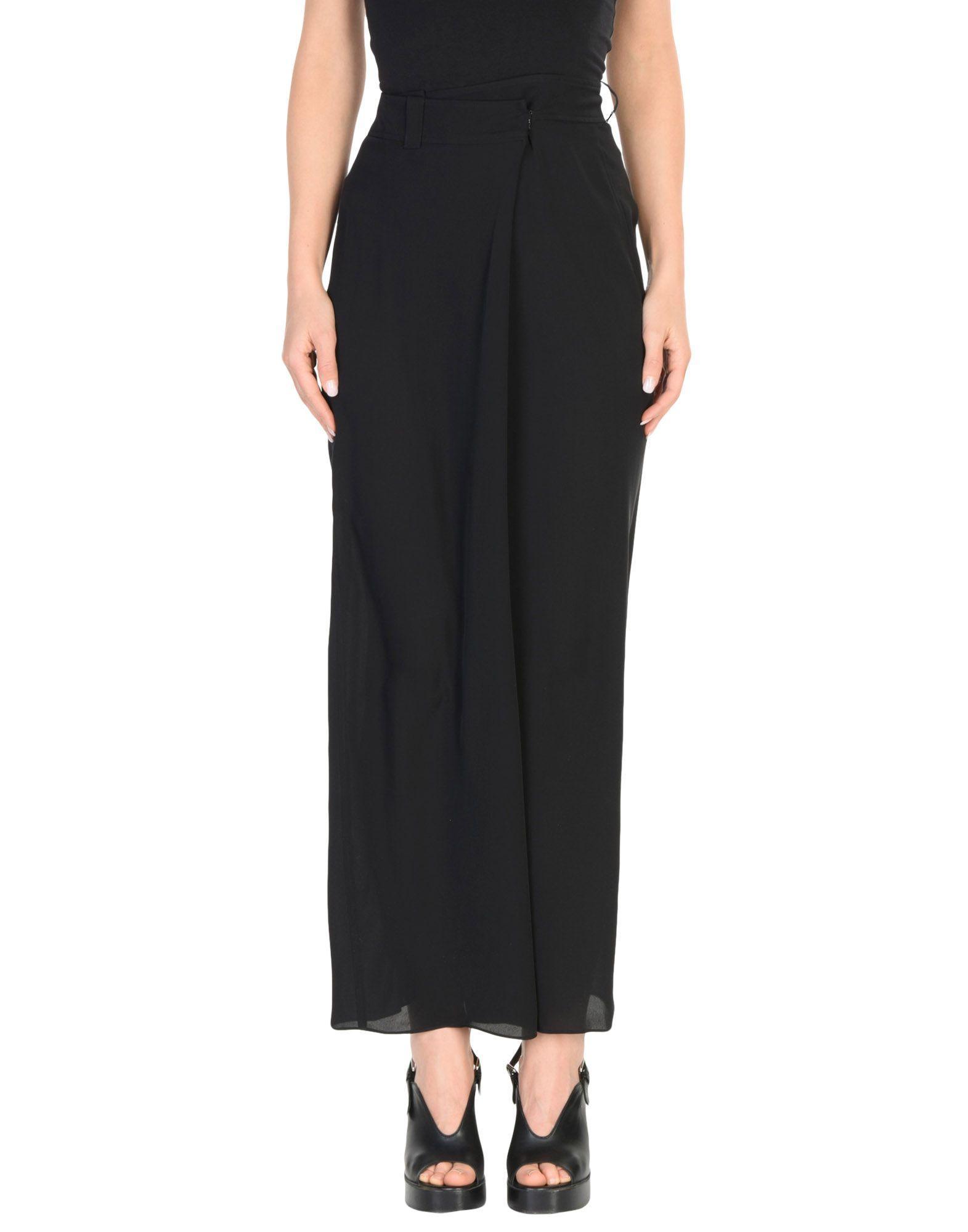 Joseph Long Skirts In Black