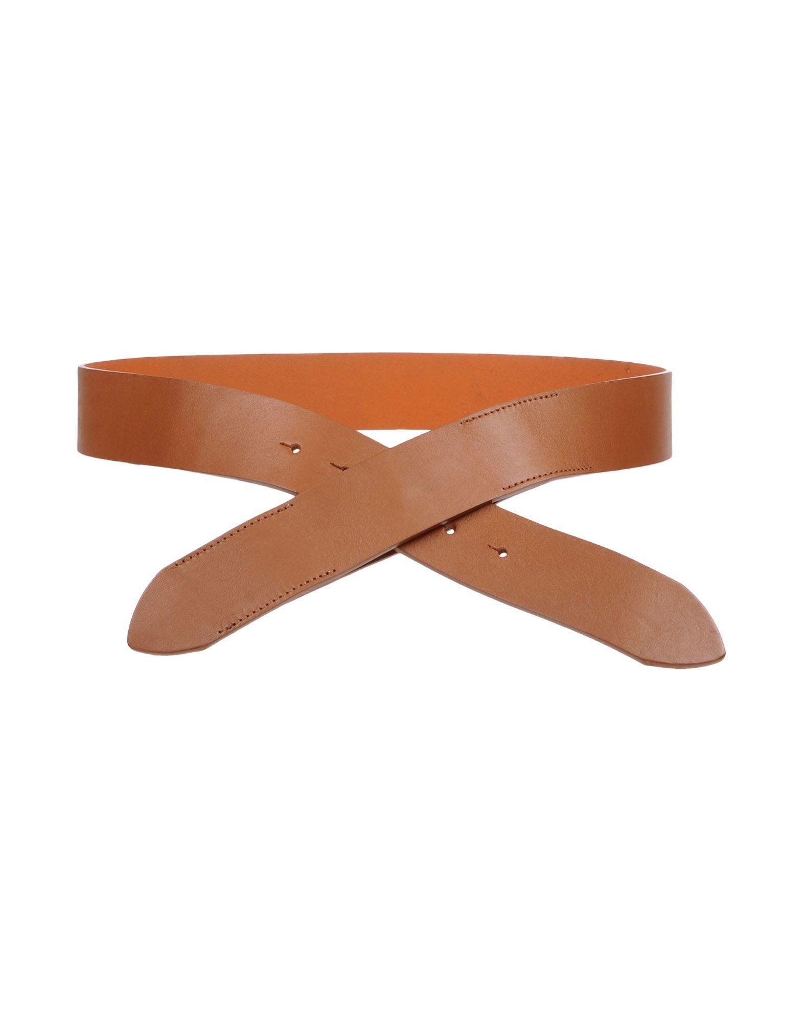 Aglini Belt In Brown