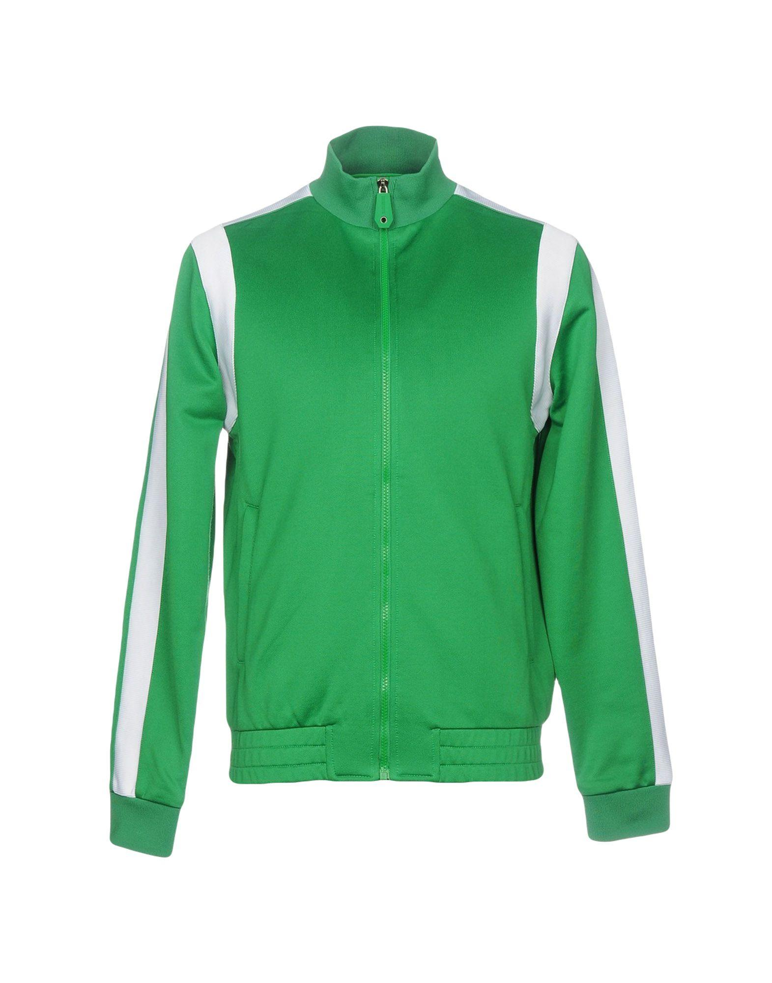 Bikkembergs Sweatshirt In Green
