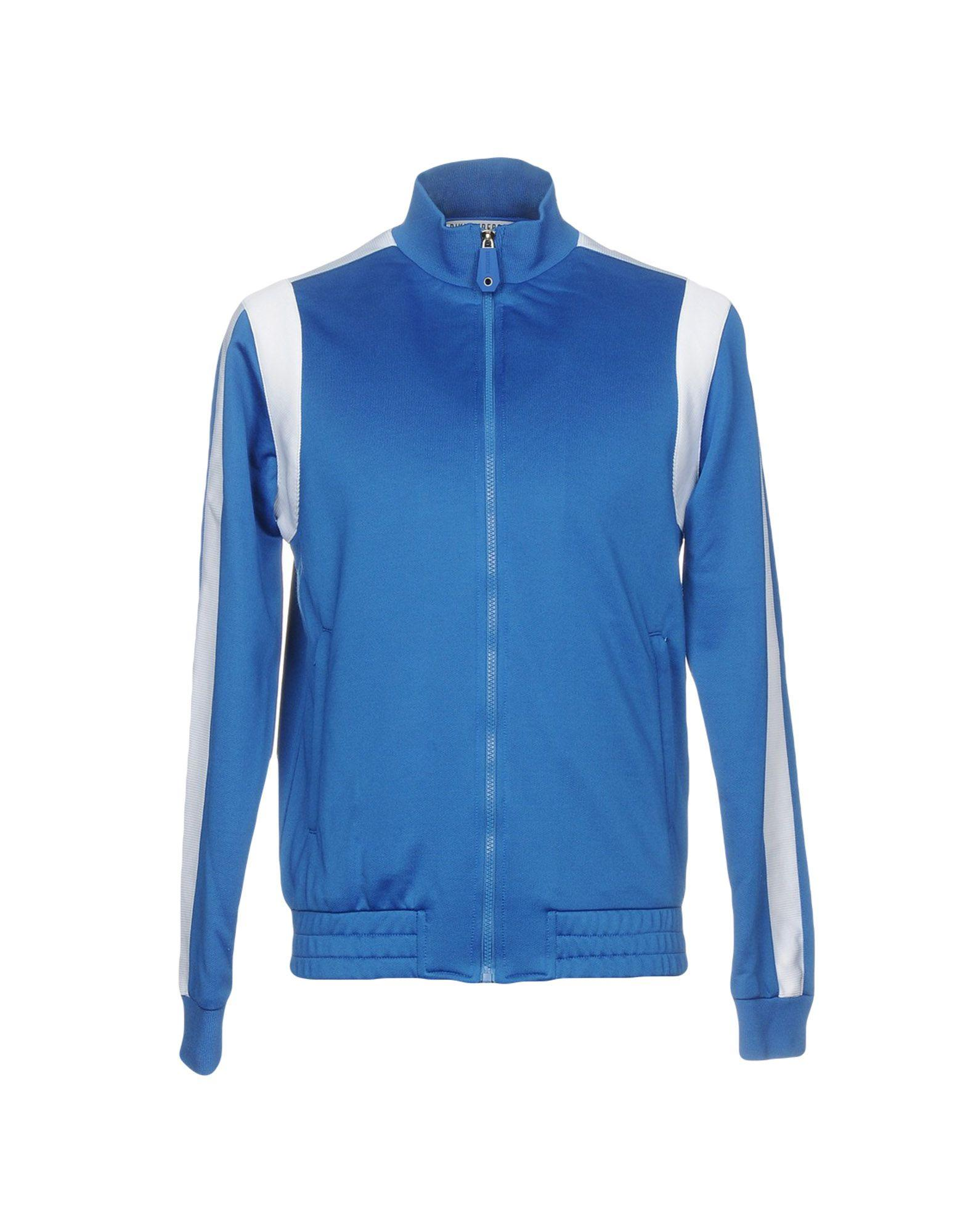 Bikkembergs Sweatshirts In Blue