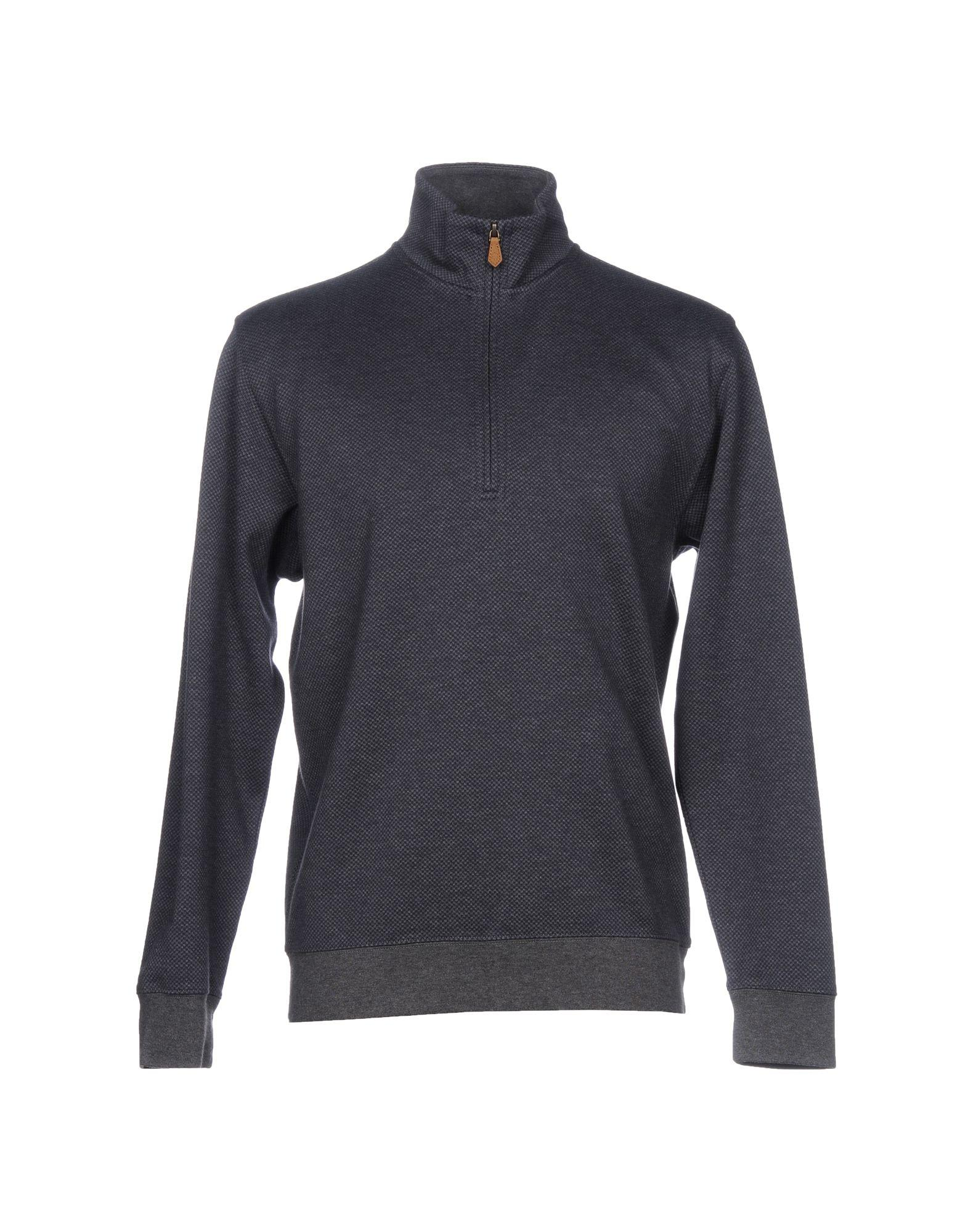 Brooks Brothers Sweatshirts In Grey