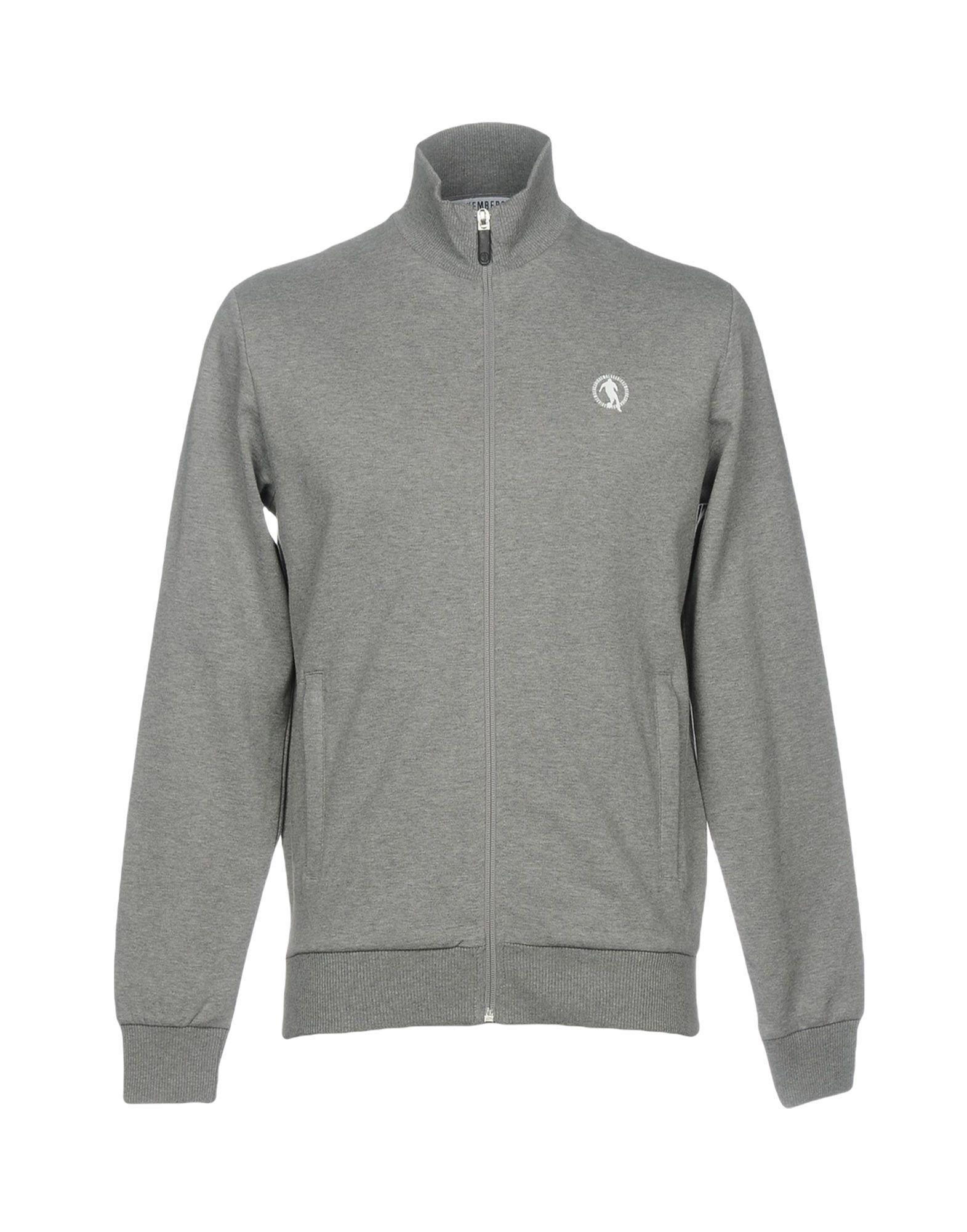Bikkembergs Sweatshirt In Grey