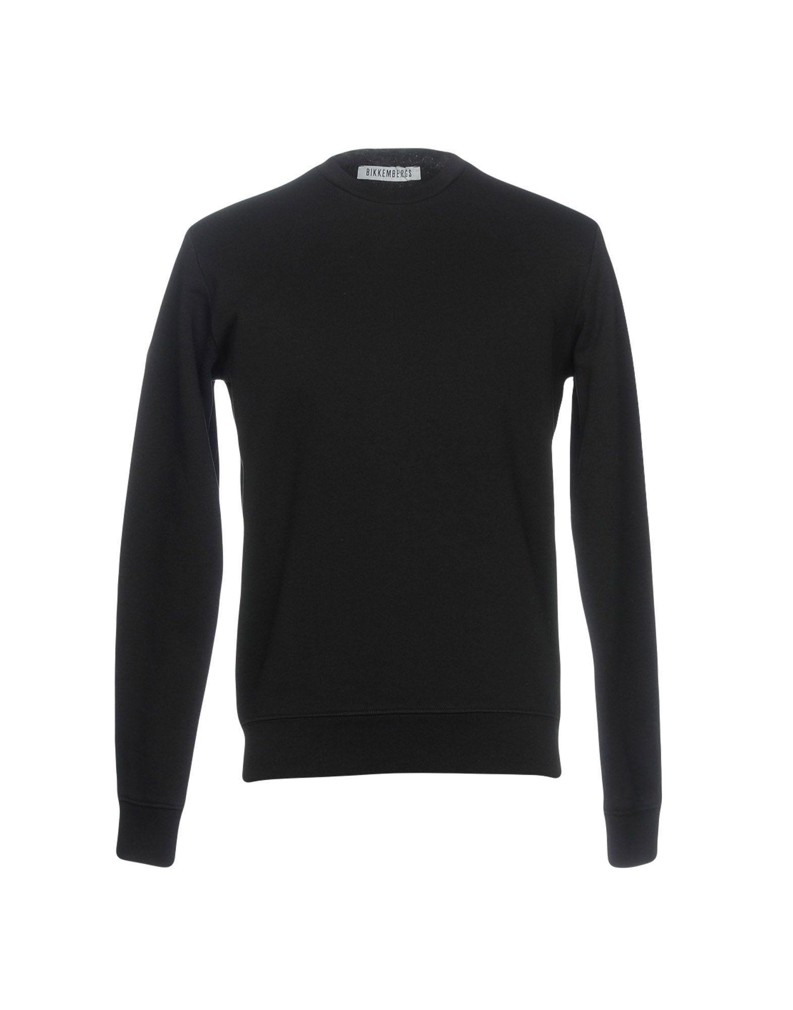 Bikkembergs Sweatshirt In Black