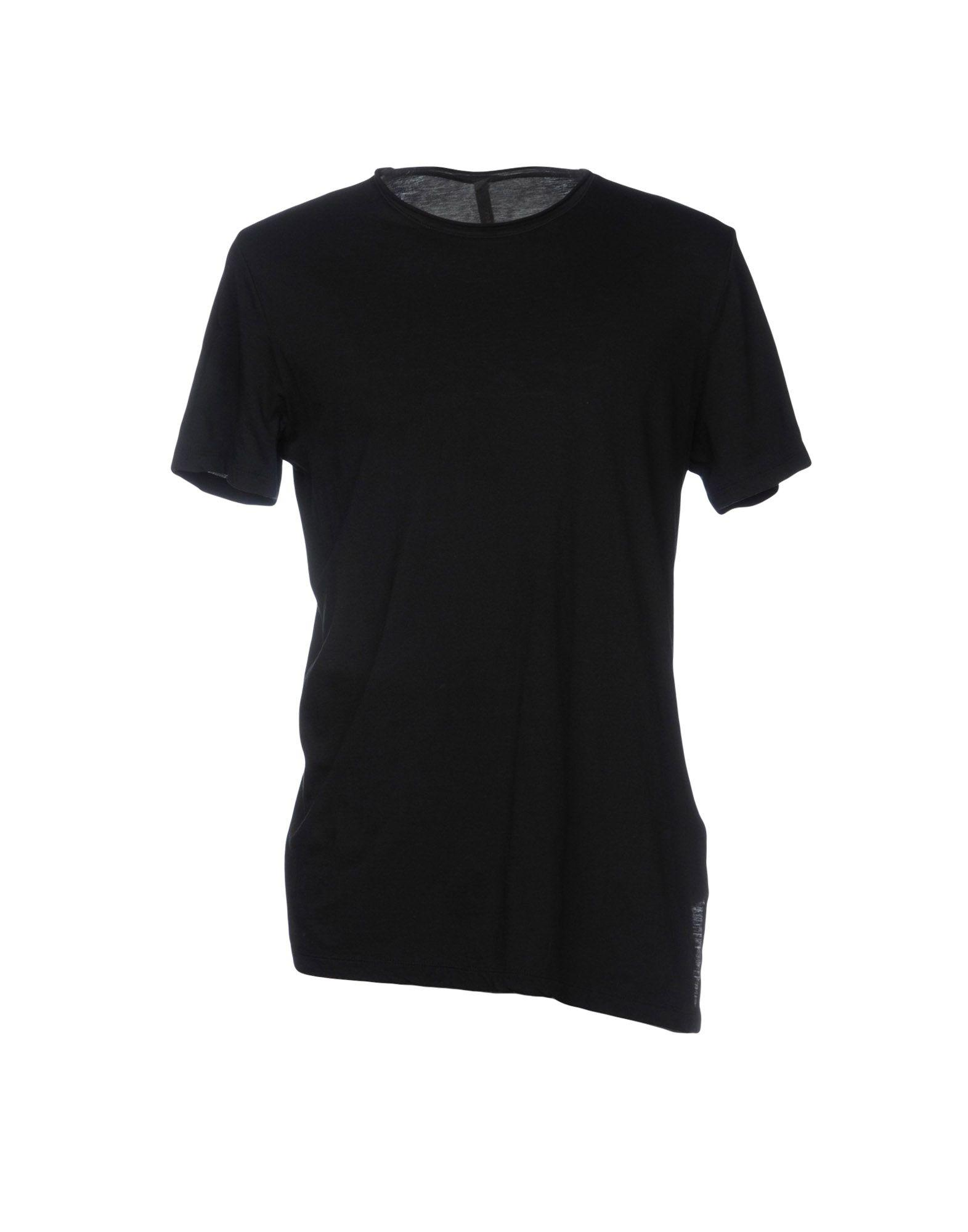 Forme D'expression T-shirts In Black