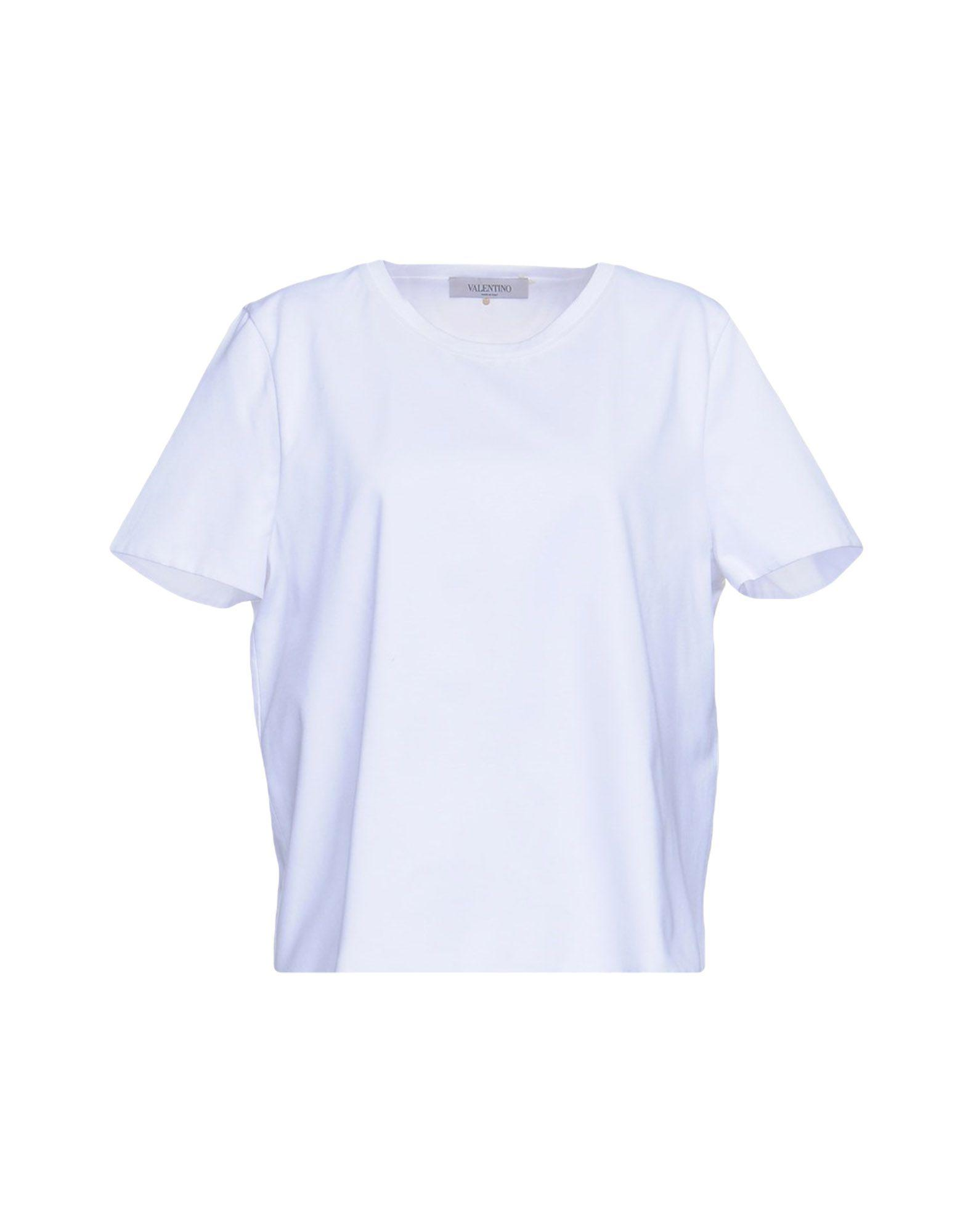 Valentino T-shirt In White