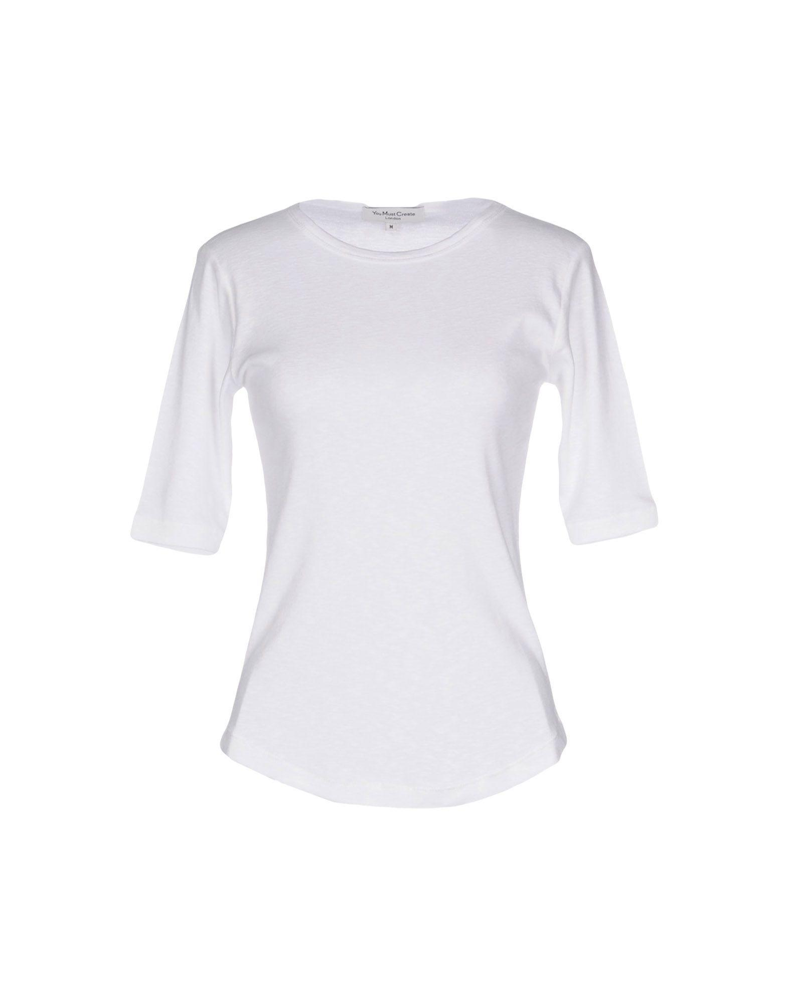 Ymc You Must Create T-shirts In White