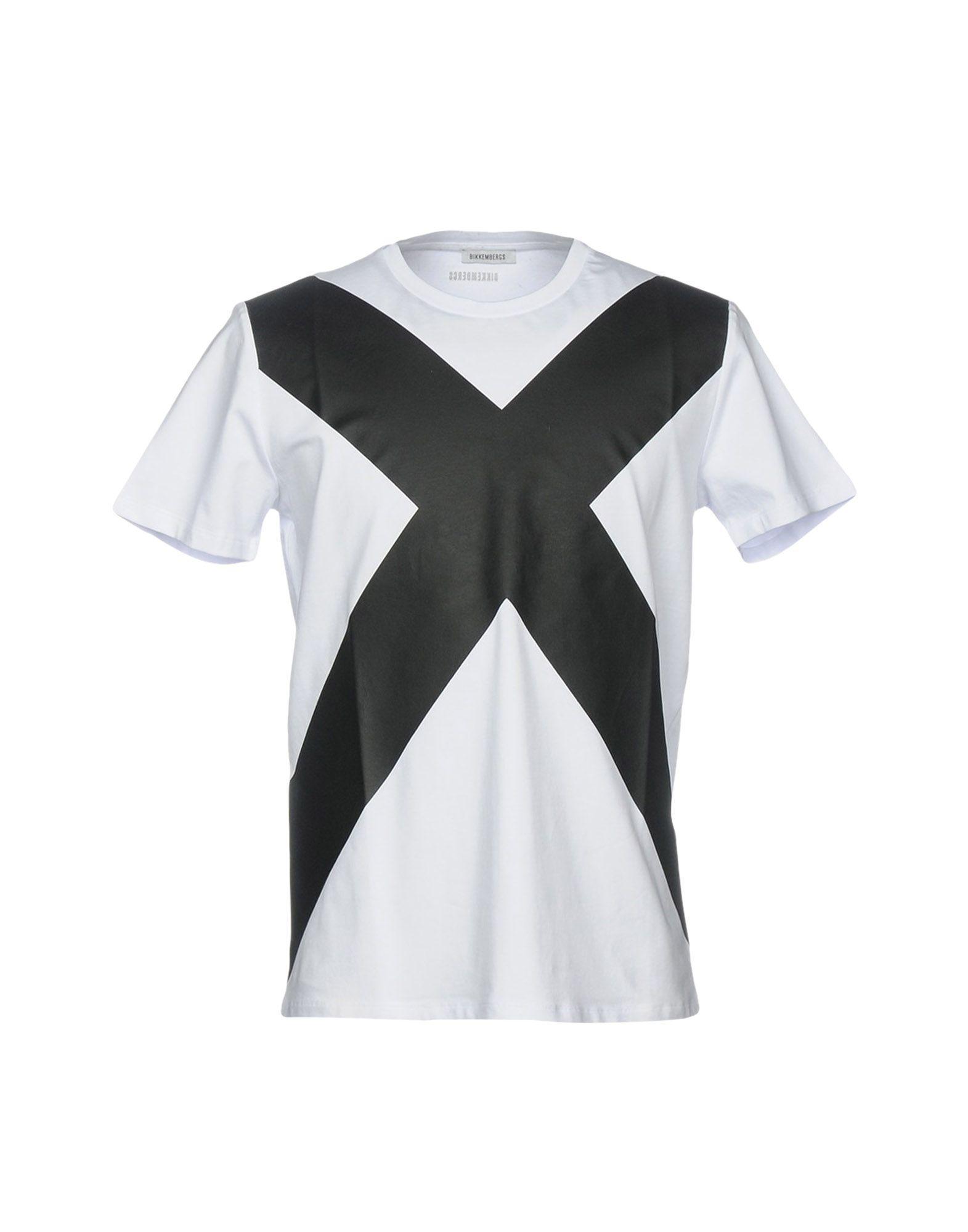 Bikkembergs T-shirt In White