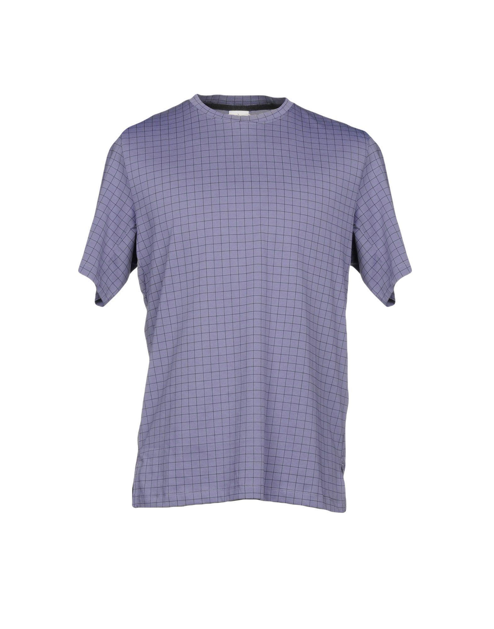 Nike T-shirts In Purple