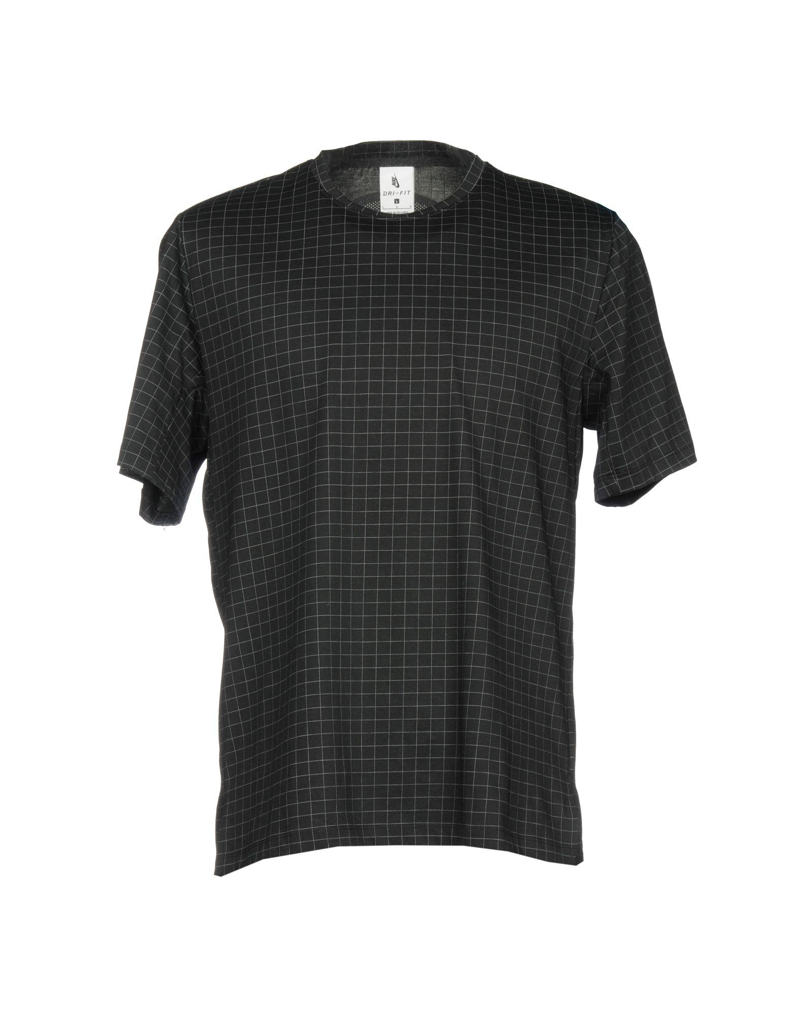 Nike T-shirts In Black