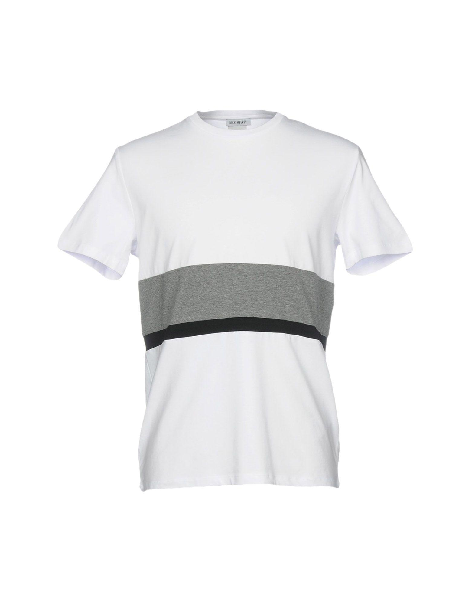 Bikkembergs T-shirt In White