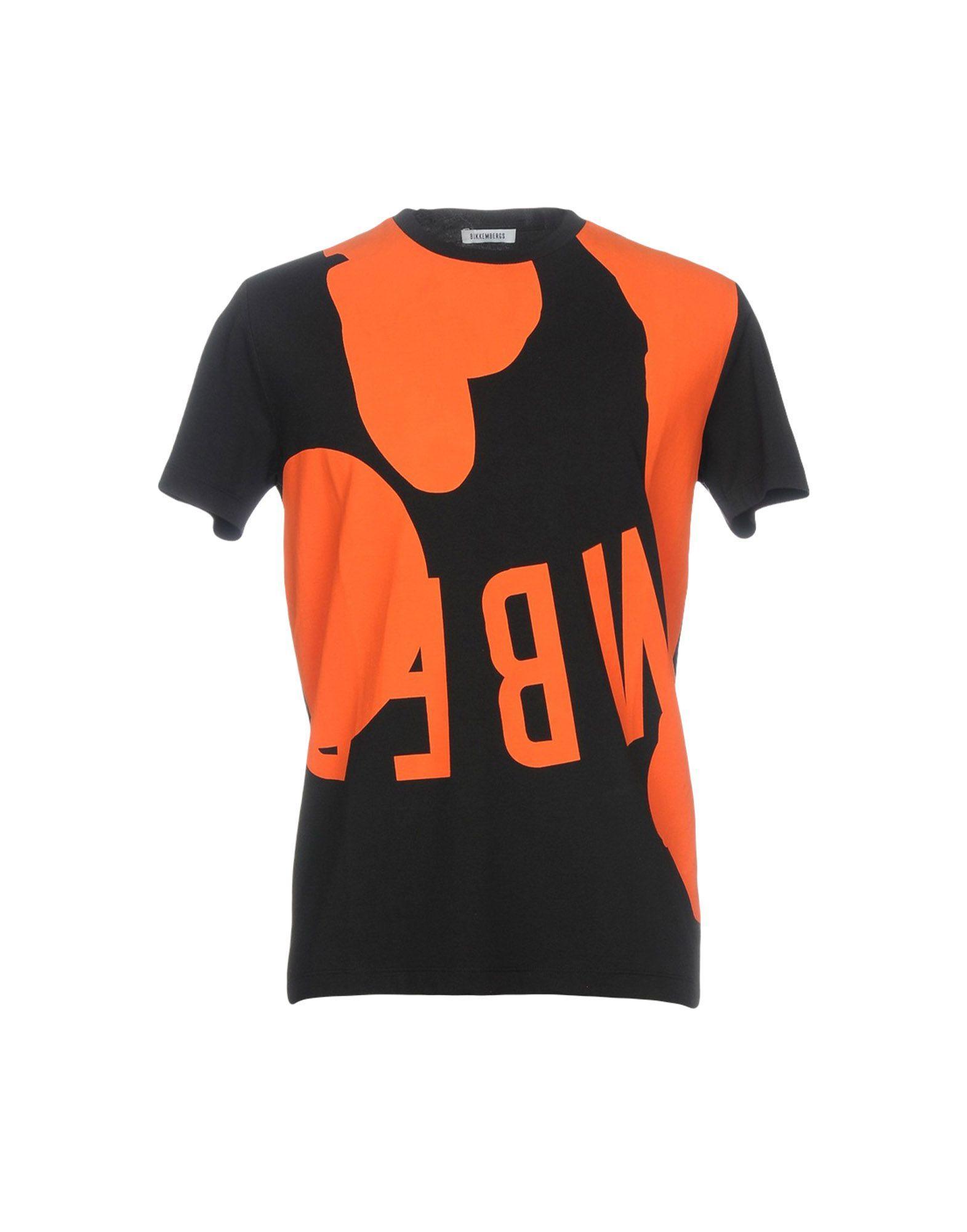 Bikkembergs T-shirt In Black
