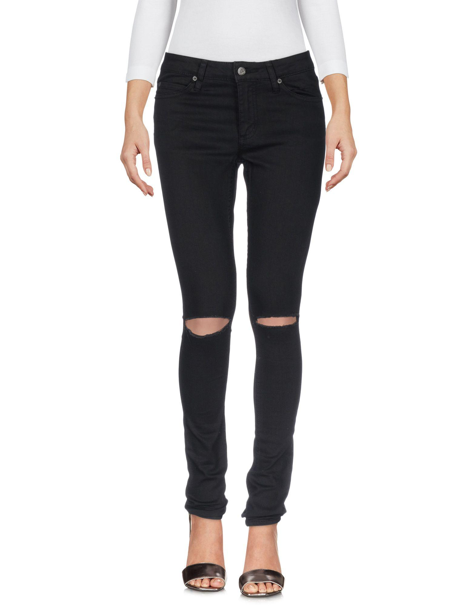 Cheap Monday Jeans In Black