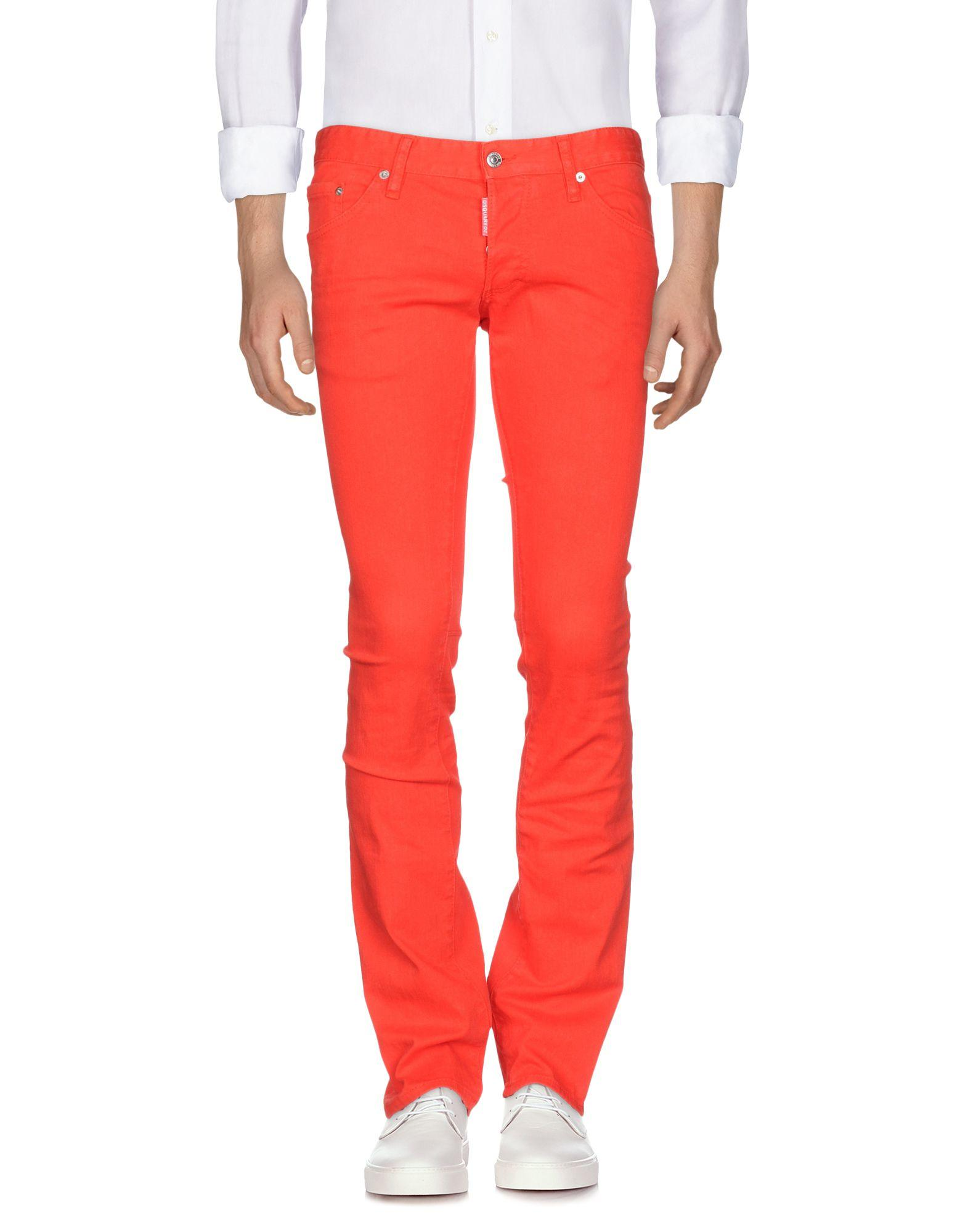 Dsquared2 Jeans In Red