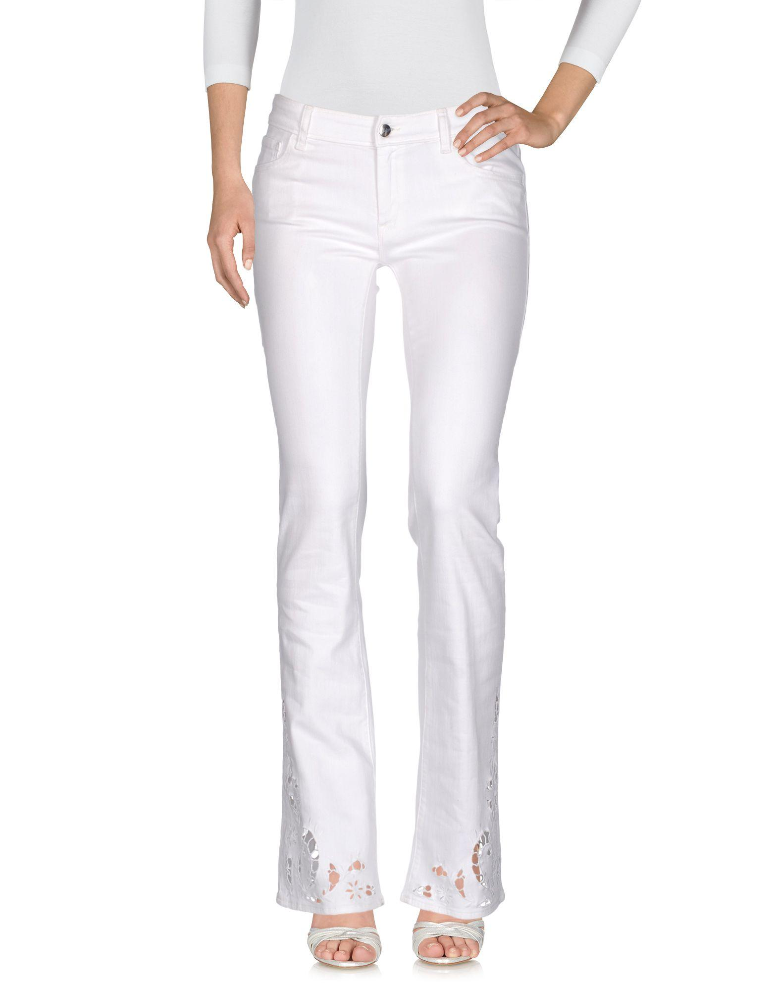 The Seafarer Jeans In White
