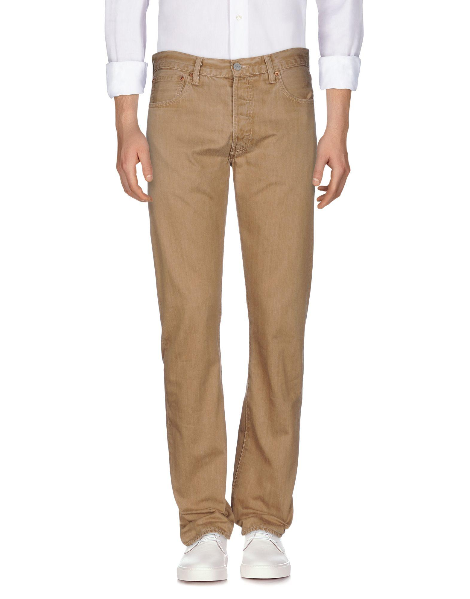 Levi's Jeans In Camel