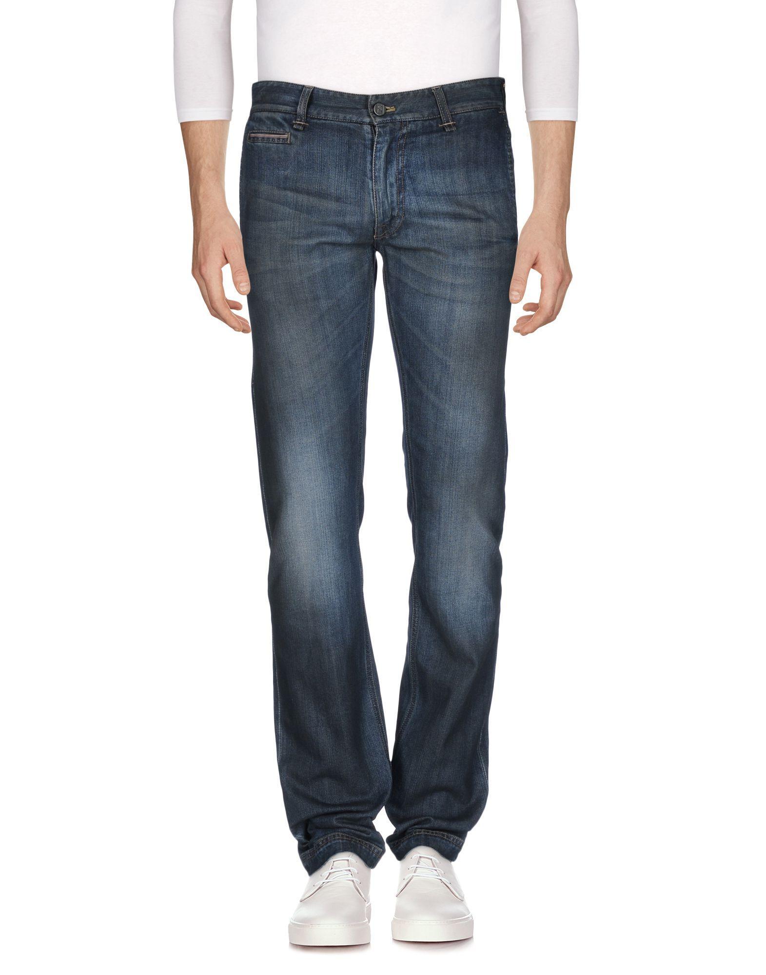 Fendi Jeans In Blue