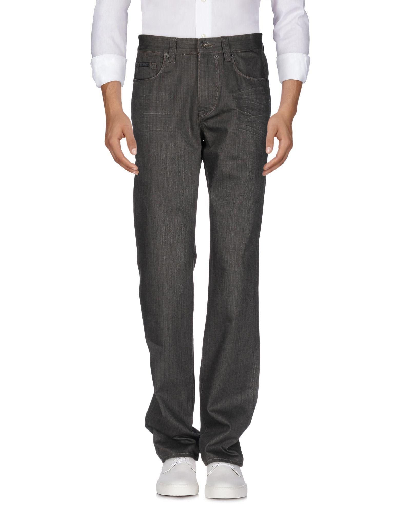 Calvin Klein Jeans Est.1978 Jeans In Steel Grey