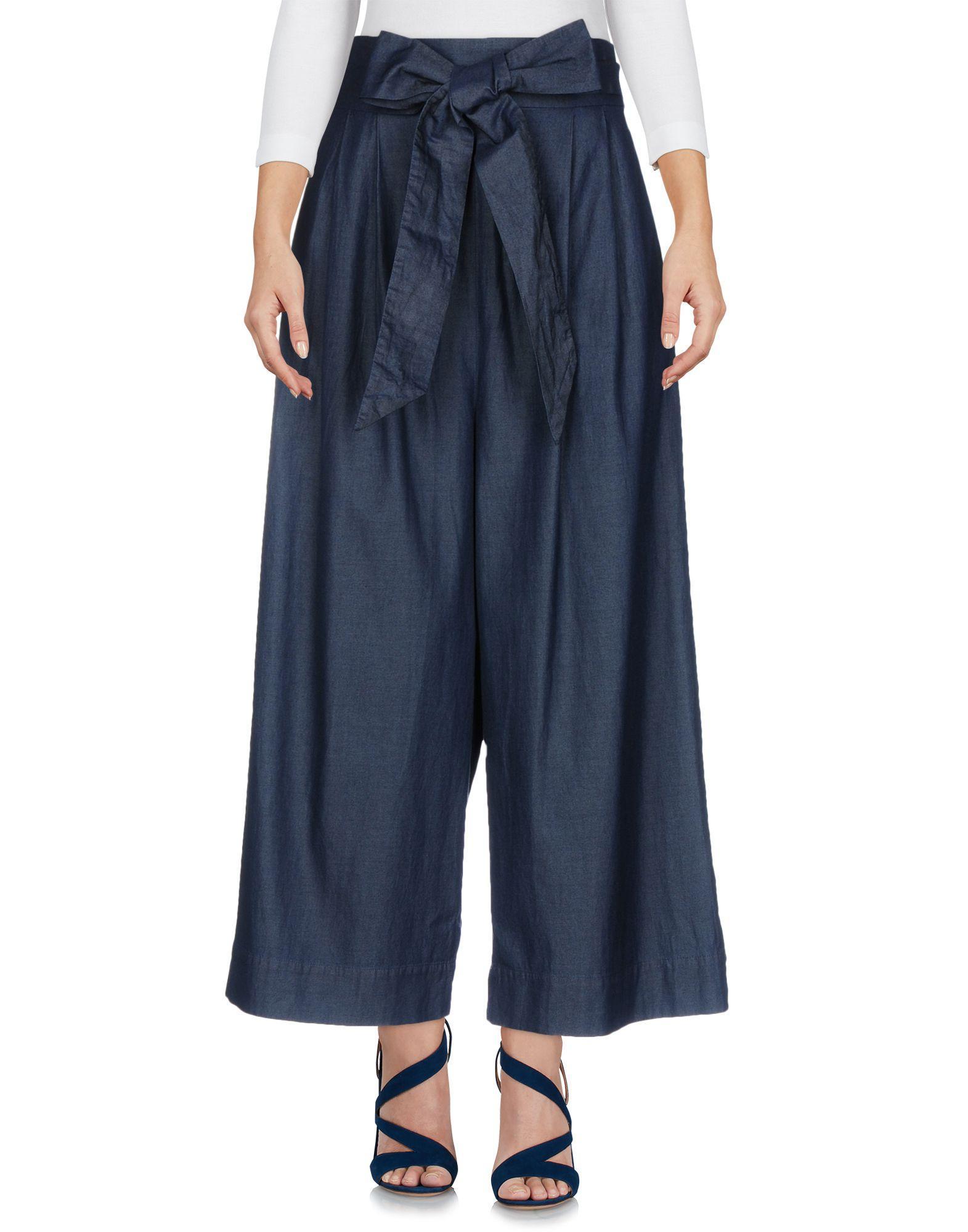Tibi Jeans In Blue