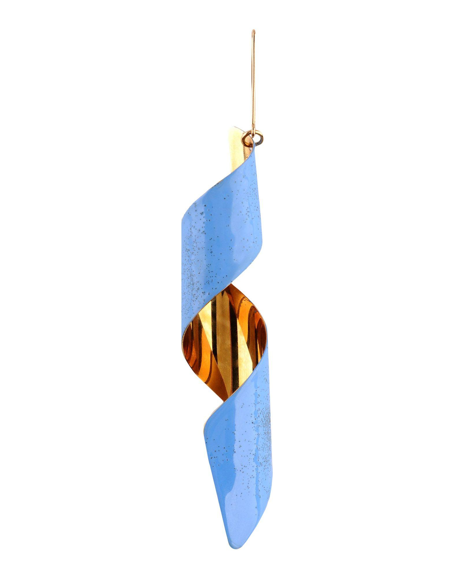 Stella Mccartney Earrings In Azure