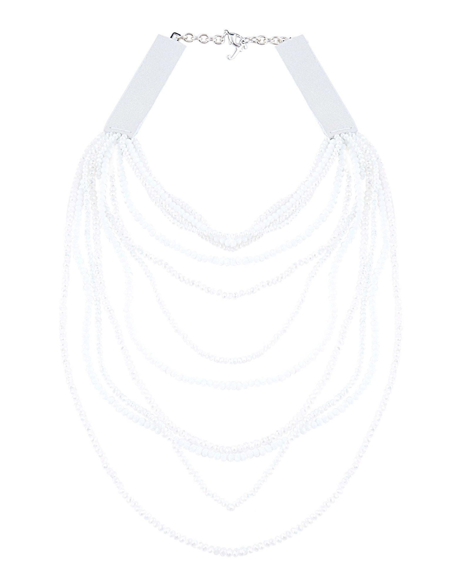 Fabiana Filippi Necklace In White