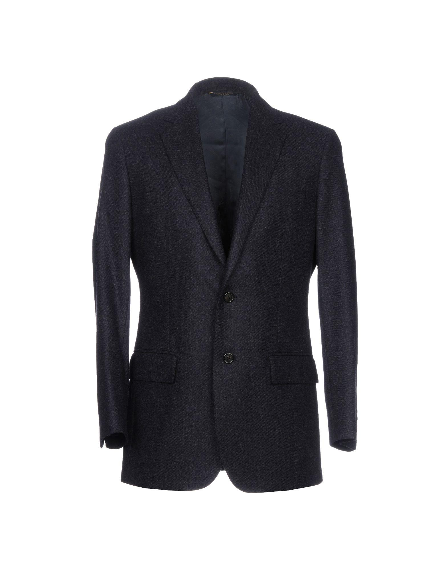 Brooks Brothers Blazer In Dark Blue