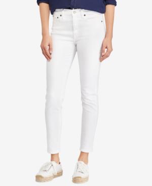 Jeans High In Skinny Rise White Tompkins rWEdeQCxBo