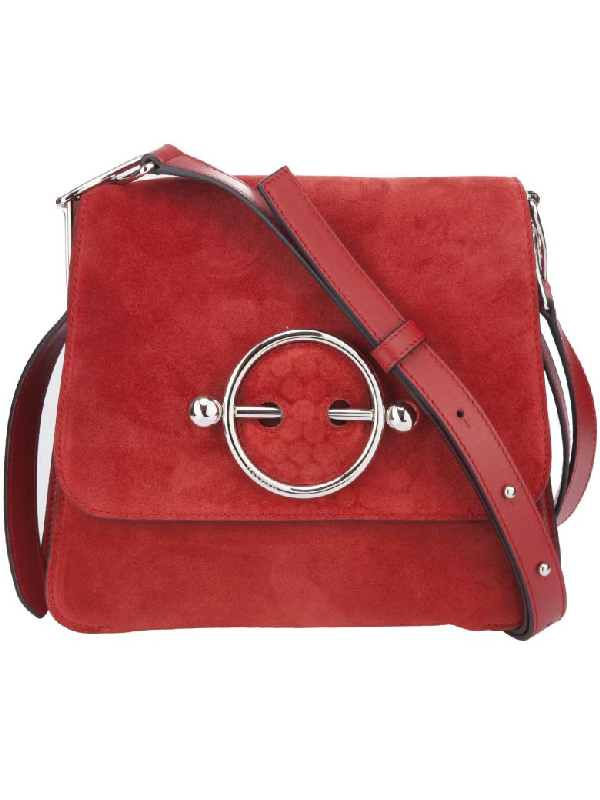 Jw Anderson J.W. Anderson Shoulder Bag In Rosso