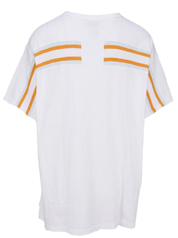 Facetasm T-Shirt In Bianco