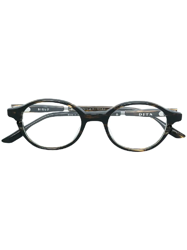 f06f8681eb4 Dita Eyewear Siglo Glasses - Braun In Brown. Farfetch