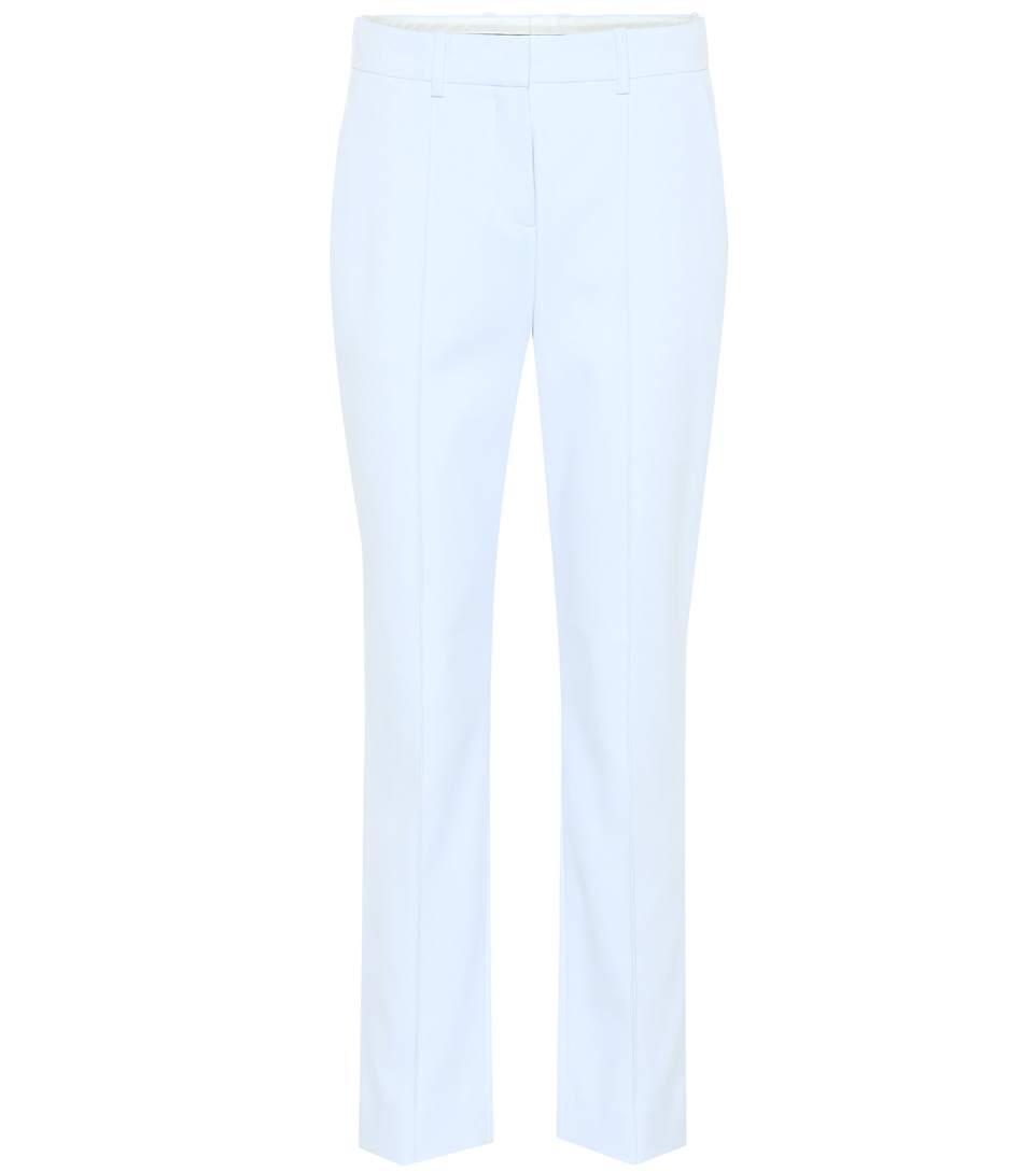 9b4cb6552d Tory Sport Tech Twill Golf Trousers In Blue | ModeSens
