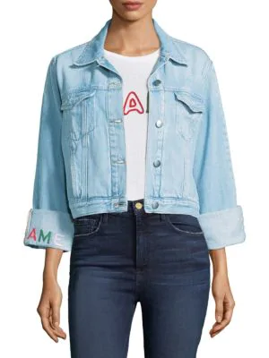 Frame Rydell Ave Denim Jacket