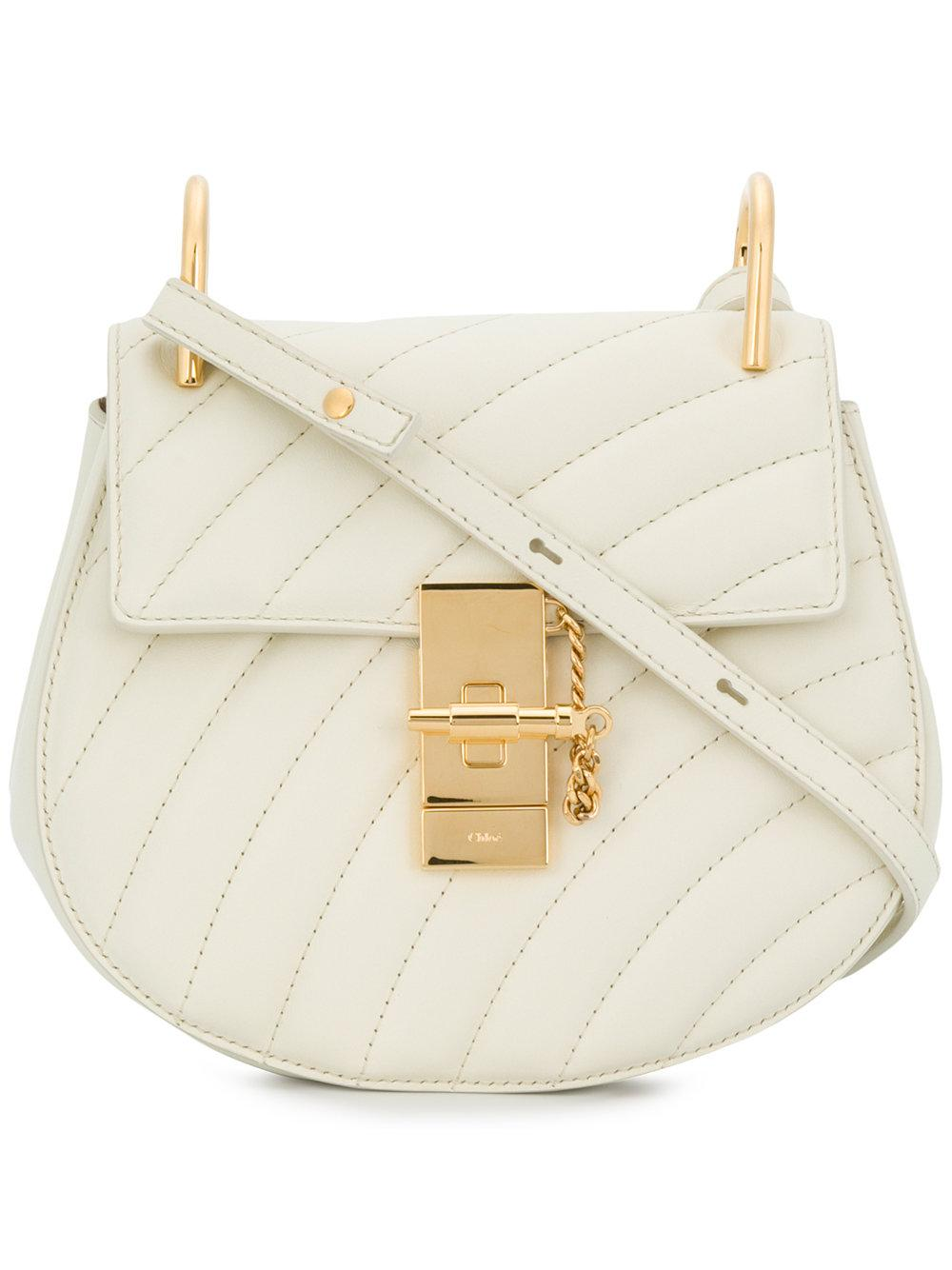 d1438f4f1db CHLOÉ. Chloé Drew Bijou Mini Shoulder Bag ...