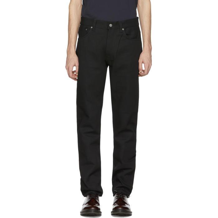 2cefc4a7 Nudie Jeans Black Fearless Freddie Jeans In Dryblack   ModeSens