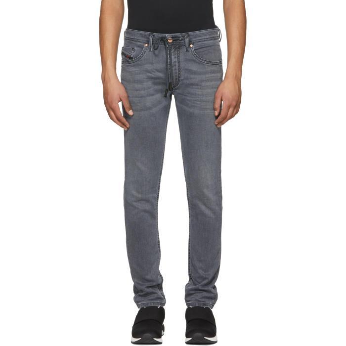 f8cea4ae Diesel Grey Thommer Cb-Ne Jogg Jeans In 02 Grey | ModeSens