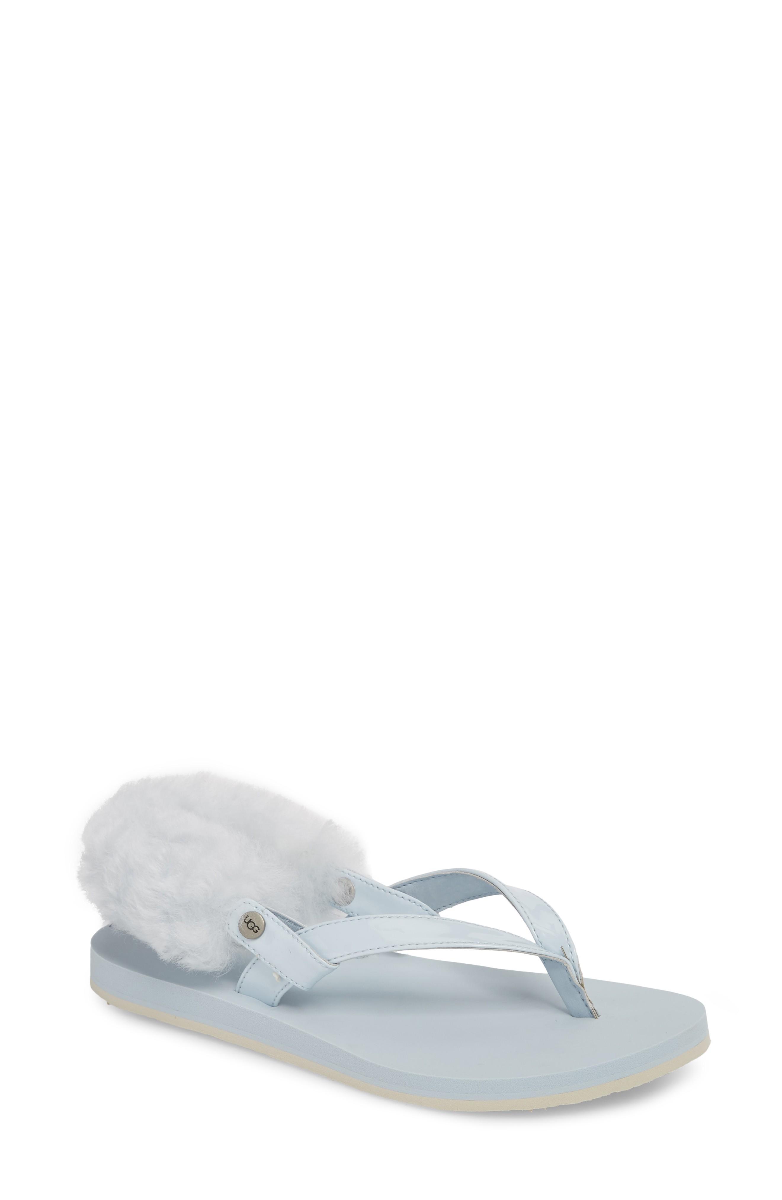1476a33db8b Ugg Laalaa Sandal in Sky Blue