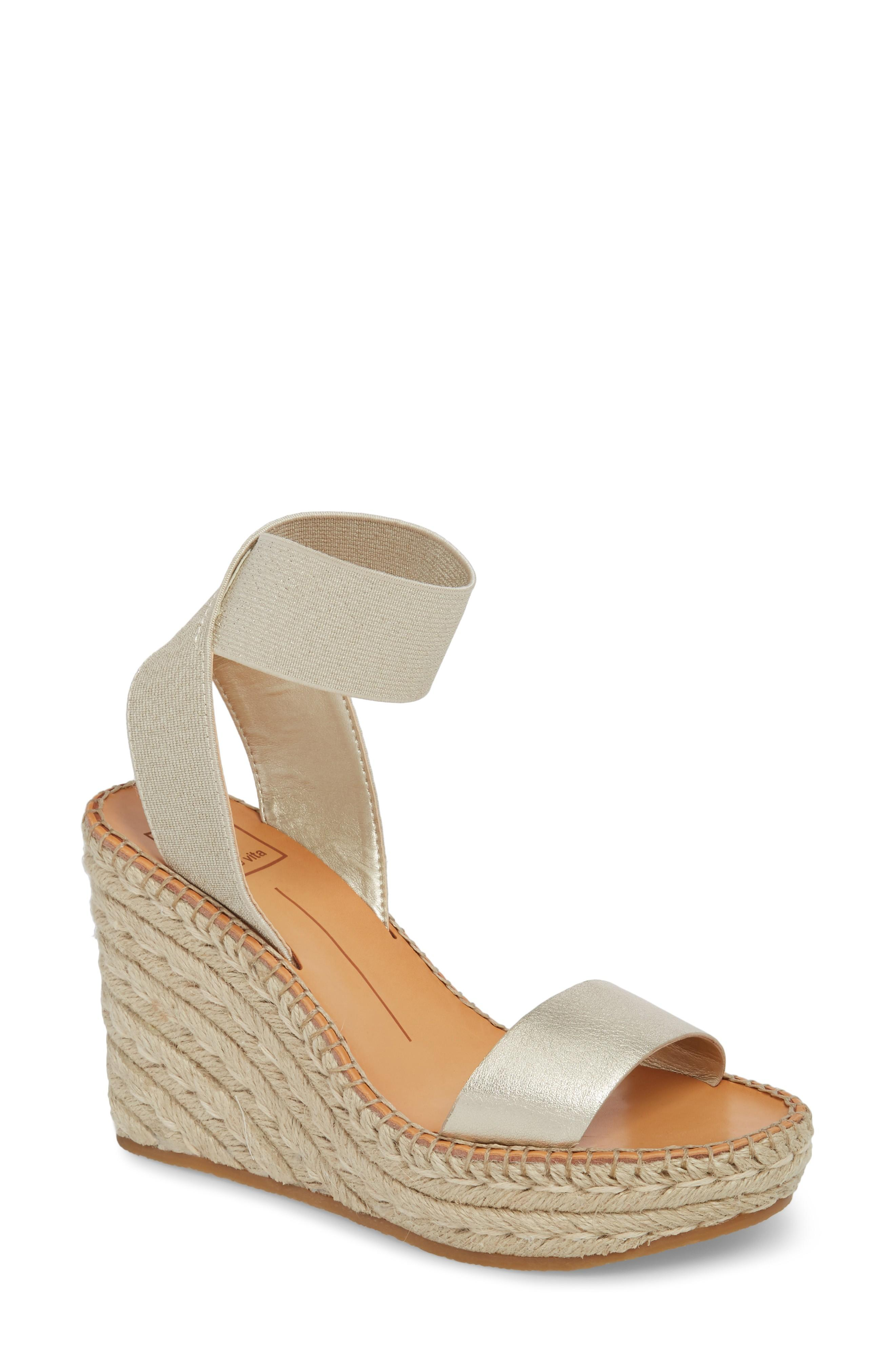 566d2c8f64c Style Name  Dolce Vita Pavlin Espadrille Wedge Sandal (Women). Style  Number  5555757.