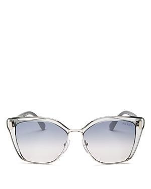 6e0ca7af357e Prada Women s Mirrored Square Sunglasses