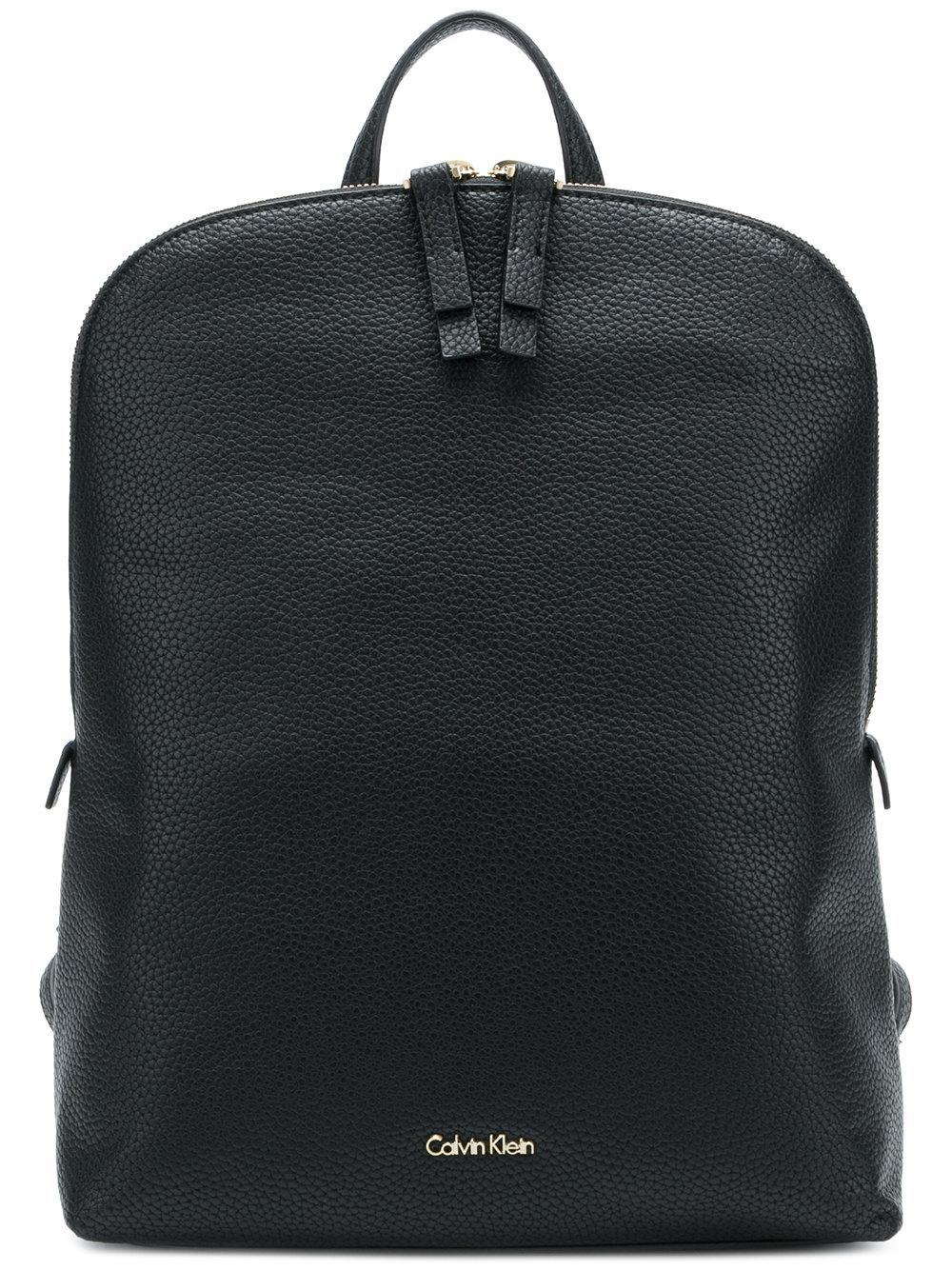 Calvin Klein 205W39Nyc Minimalist Oversized Backpack