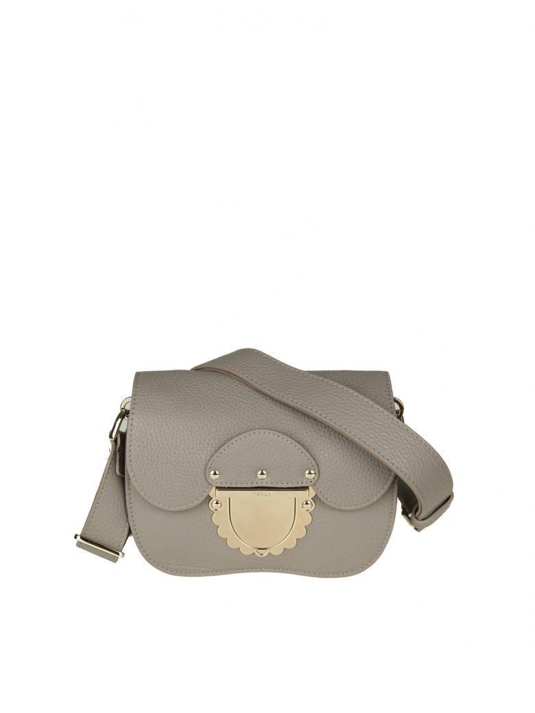 809ef2fac3e Mini Ducal Bag In Leather Color Sand