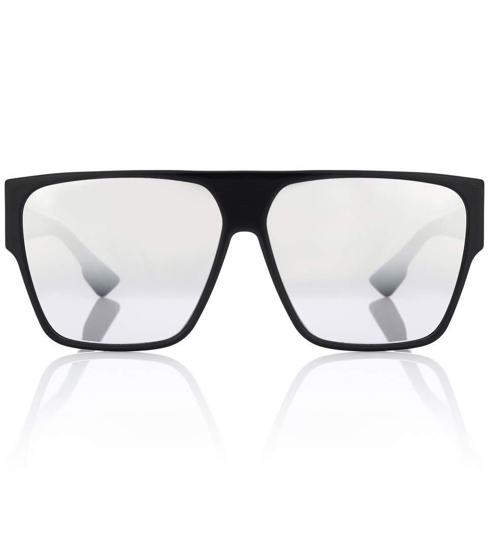 fdca6668493a Dior Hit Rectangular Sunglasses